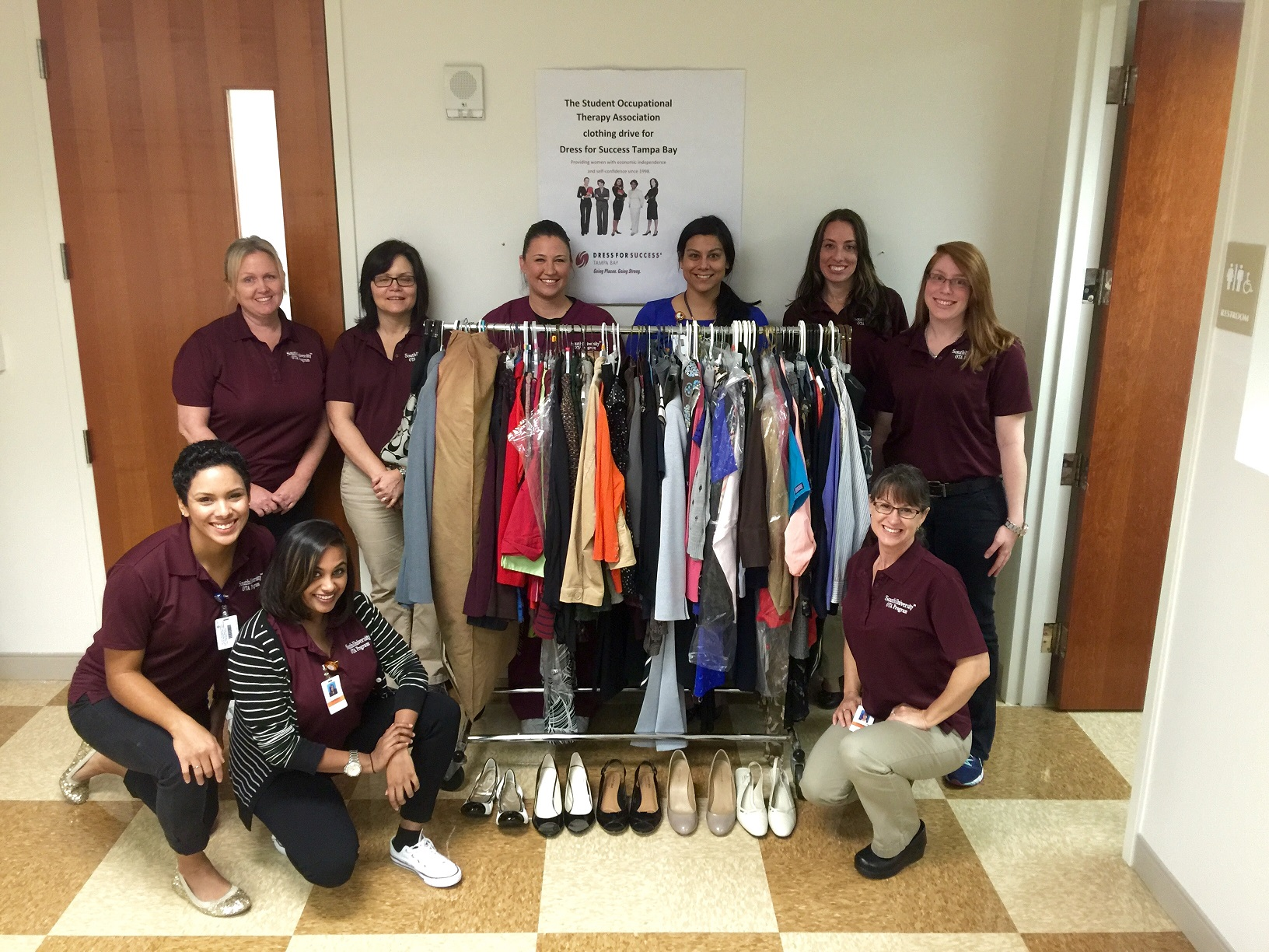 Donation Drives  Dress for Success Tampa Bay